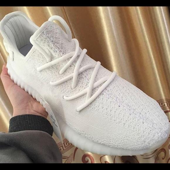 906b1db55 Adidas Yeezy Boost 350 V2 Cream White Size 12 UA